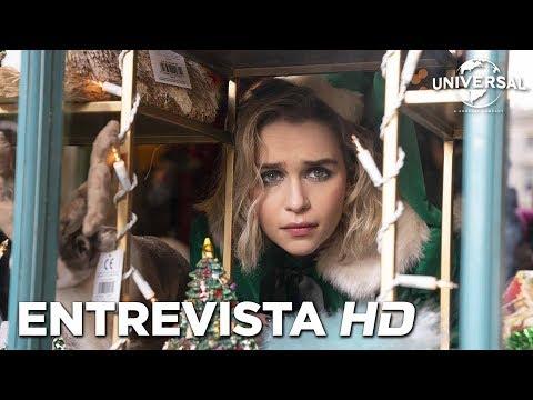 "LAST CHRISTMAS  - !Entrevista a Emilia Clarke"""