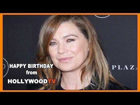 Happy Birthday Ellen Pompeo - Hollywood TV