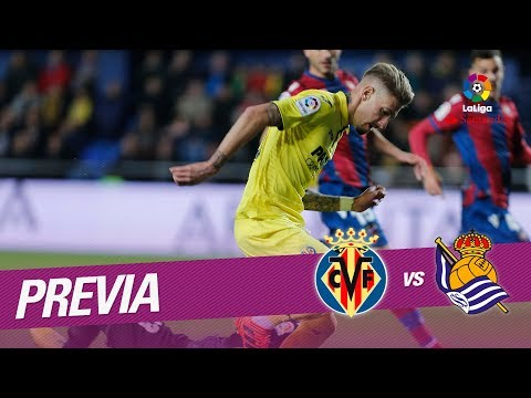 Previa Villarreal CF vs Real Sociedad