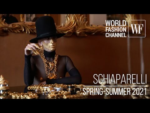 Schiaparelli spring-summer 2021 | Paris fashion week