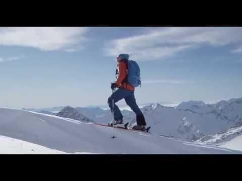 Skitouren beim GletscherTestival 2017