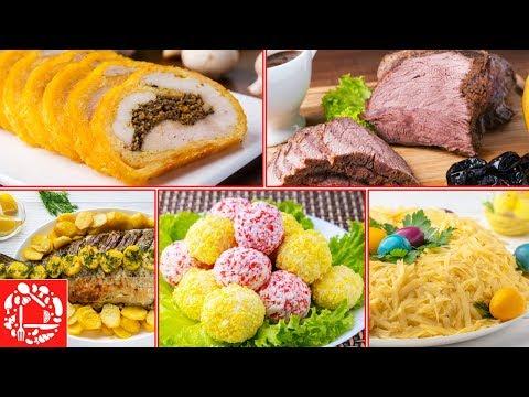 5 Блюд, Которые Стоит Приготовить на Пасху! Меню на Пасху 2019 photo
