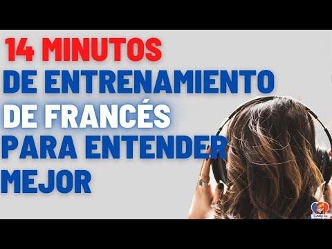 14 Minutos de Entrenamiento En FRANCÉS 🔵⚪🔴 ¡Mejora Tu Comprensión!