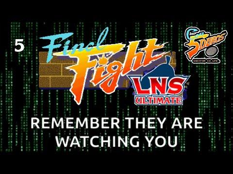 DIRECTO: PROGRAMANDO FINAL FIGHT LNS ULTIMATE - 05