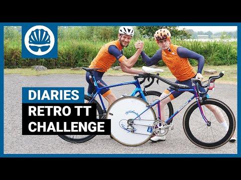 Terrifying Retro TT Bike vs. Modern Superbike | BikeRadar Diaries Ep17