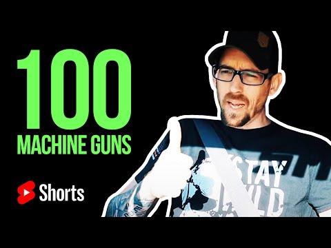 Guns & Tacos..... 100 Machine Guns