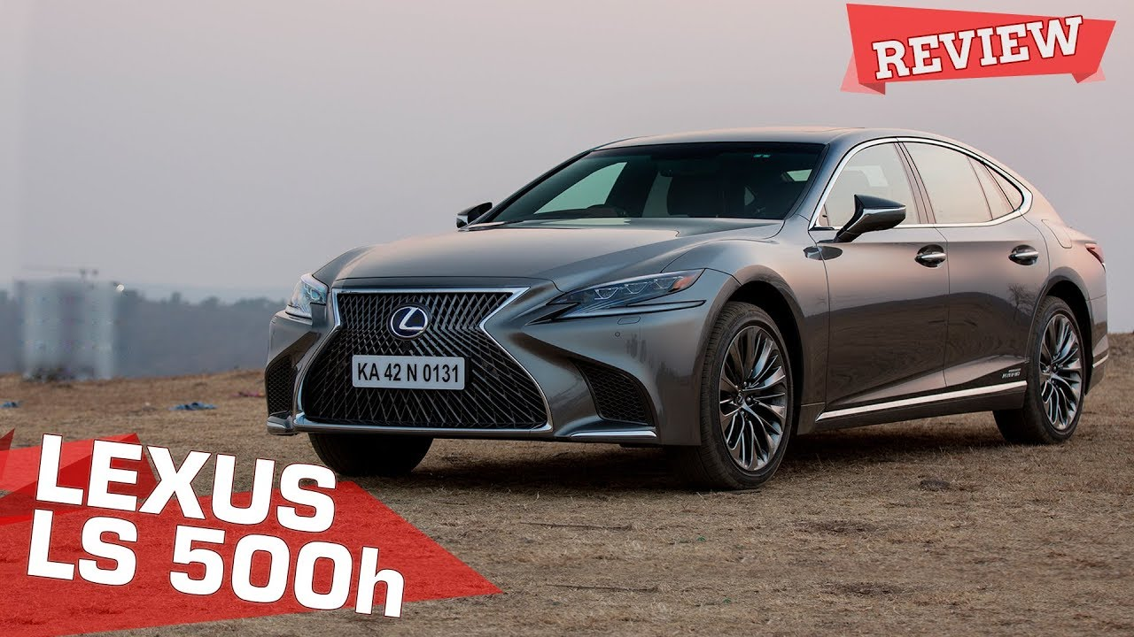 Lexus LS500h - Maybach Money for Japanese Luxury? | Road Test Review| ZigWheels.com