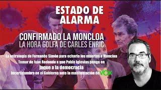 La hora golfa de Carles Enric: La estrategia de Fernando Simón para echarle los muertos a Moncloa