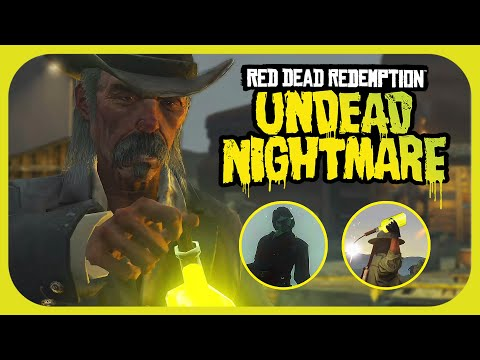 O BALLY TROPICAL EXPLOSIVO!   Red Dead Redemption: Undead Nightmare #7