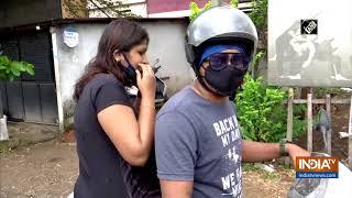 COVID: 'Triple lockdown' begins in Thiruvananthapuram - INDIATV
