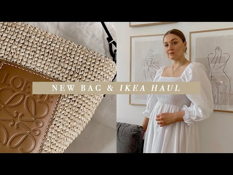 VLOG | New Bag, Ikea Haul & Tanning Routine | I Covet Thee