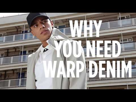 riverisland.com & River Island discount code video: Why You Need To Invest In Warp Denim | Men's Jeans | River Island Man
