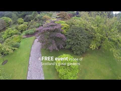 Arboricultural Association Scotland Mount Stuart Field Trip (Isle of Bute