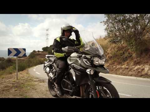Motosx1000 : Test Triumph Tiger Explorer 1200 XCA
