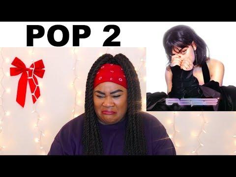 connectYoutube - Charli XCX - Pop 2 Album  REACTION 