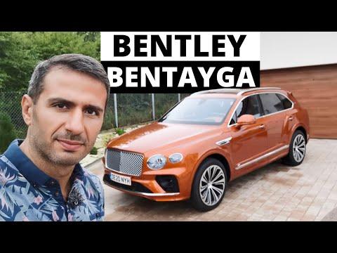 Bentley Bentayga 2020 - wszystko przez tych prezesów i ich Audi Q7
