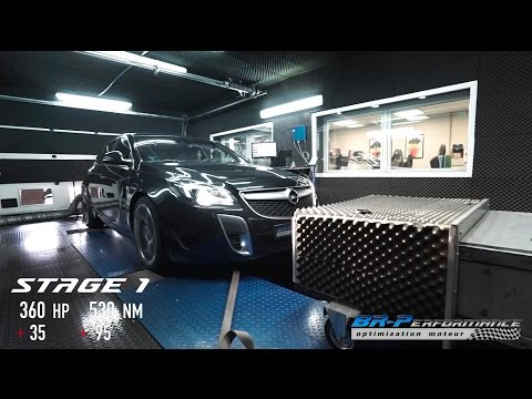 Opel Insignia 2.8 Turbo OPC Stage 1 By BR-Performance