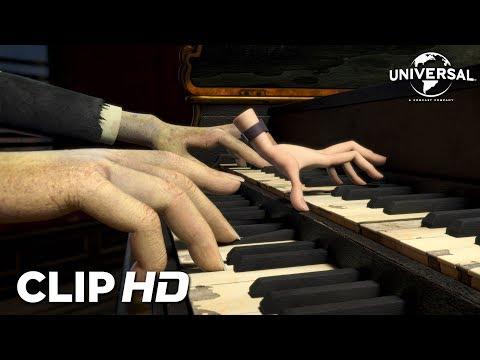 """LA FAMILIA ADDAMS - Clip 2 - """"La canción"""""""