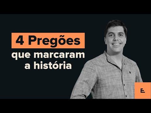 4 pregões da bolsa que marcaram a história no Brasil.
