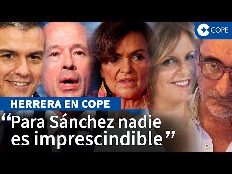 """""""Sánchez ha hecho un intercambio de cromos, pero los 22 ministerios ahí siguen"""""""