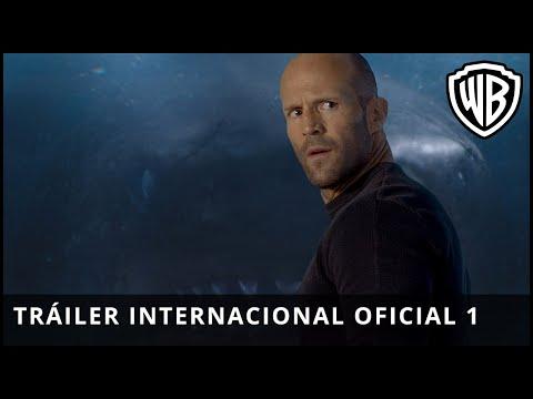Megalodón - Tráiler Internacional Oficial - Castellano HD