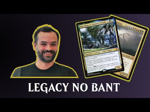 Legacy No Bant com Diego Ganev