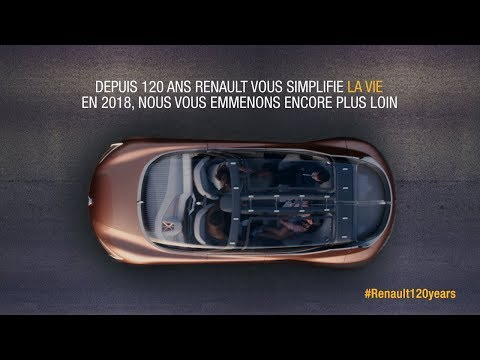 Groupe Renault vous souhaite une merveilleuse année 2018