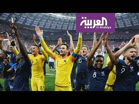 روسيا2018 | فرنسا تحقق عدة إنجازات في لقاء واحد