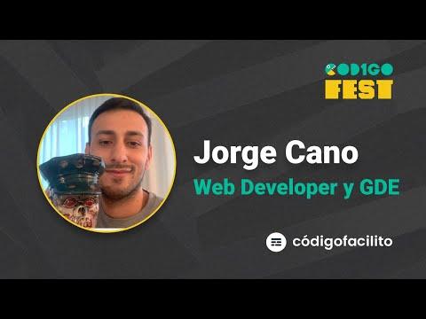 La importancia de la comunidad -Jorge Cano | #CODIGOFEST