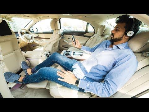 connectYoutube - Mercedes S-Class Review (Part 1) - 100K Special   Faisal Khan
