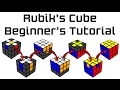 How to Solve the Rubik's Cube: An Easy Tutorial