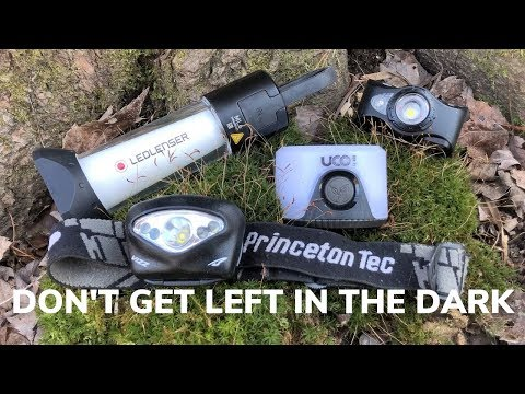 The Best Headlamps and Lanterns for Camping, Bushcraft and Survival