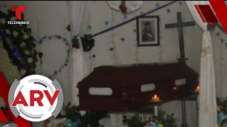 Autoridades se llevan el cuerpo de una difunta en pleno velorio   Al Rojo Vivo   Telemundo