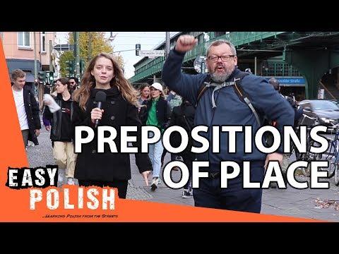 Polish prepositions of place   Super Easy Polish 11 photo