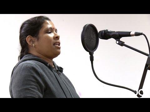 Chansons Migrantes #2 : session d'enregistrement