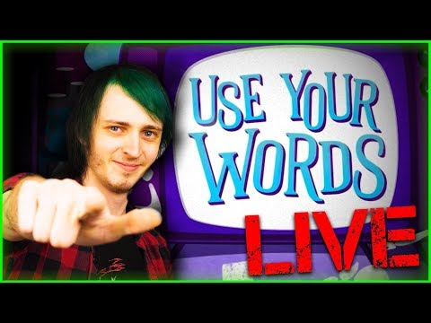 connectYoutube - SHENANIGANS FROM THE SHORES | USE YOUR WORDS LIVE | DAGames