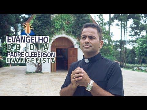 Evangelho do dia 21-06-2019 (Mt 6,19-23) - Padre Cleberson Evangelista