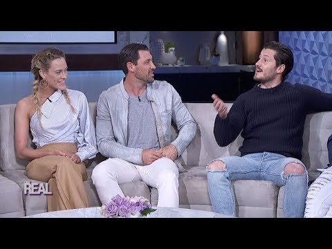 connectYoutube - Sibling Rivalry! Who's The Better Dancer, Maks or Val?
