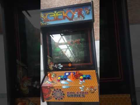 Beekyr Reloaded - Arcade Cabinet
