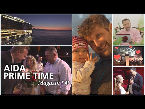 AIDA Prime Time Magazin #40