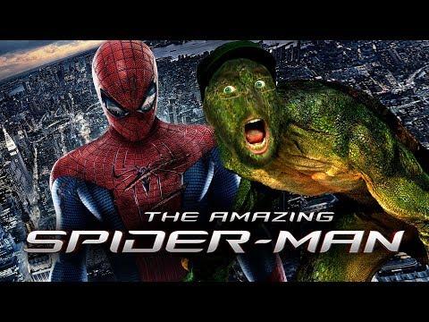 The Amazing Spider-Man - Nostalgia Critic
