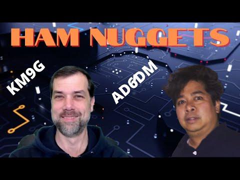 Ham Nuggets Live - Dennis Mojado/AD6DM
