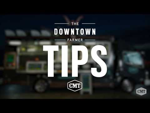 connectYoutube - The Downtown Farmer Tips: The Trick to Cutting Soft Cheese