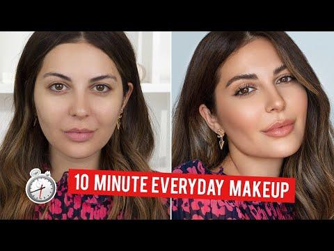 Out The Door 10 Minute Makeup Tutorial