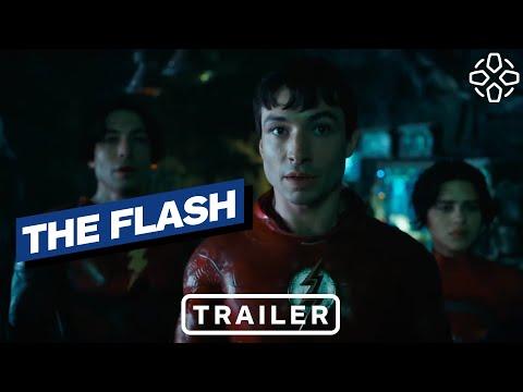 The Flash (2022) – DC FanDome kedvcsináló