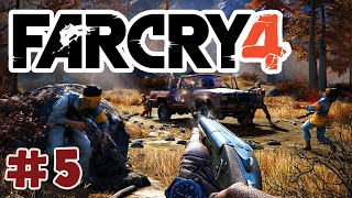 Far Cry 4 #5 - Hurk