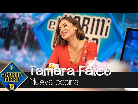 Pablo Motos, asombrado con la evolución de la nueva cocina de Tamara Falcó – El Hormiguero