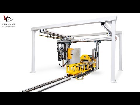 XRHGantry HE: 600kV High-Energy X-ray system
