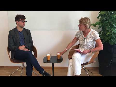 Vd intervjuar: Gabriel Heller Sahlgren