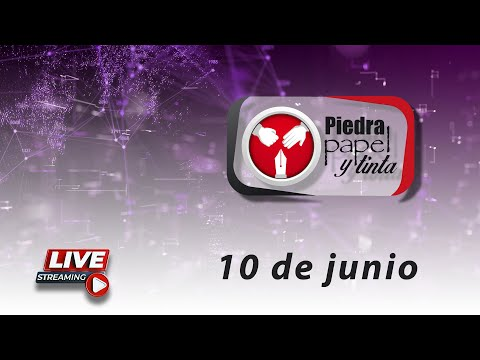 Piedra, papel y tinta: Condecoraciones de la CNC y elecciones en Perú 10-06-21